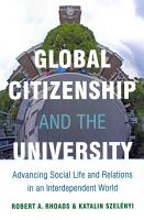 Global Citizenship and the University PDF