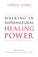 Walking in Supernatural Healing Power PDF