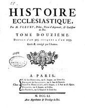 Histoire ecclésiastique: Depuis l'an 925 jusques à l'an 1053