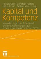 Kapital und Kompetenz PDF