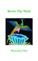 Revive Thy Work PDF