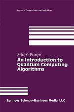 An Introduction to Quantum Computing Algorithms