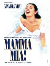 Mamma Mia! (Play the Songs That Inspired) - Vocal Selections: Piano/Vocal/Chords Broadway Sheet Music Songbook