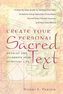 Download Create Your Personal Sacred Text Book