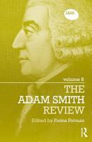 The Adam Smith Review Volume 8 PDF
