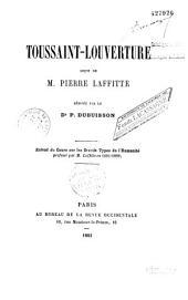 Toussaint-Louverture: leçon
