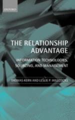 The Relationship Advantage