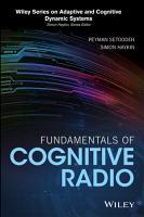 Fundamentals of Cognitive Radio PDF