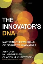 The Innovator S Dna Book PDF