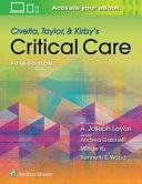 Civetta and Taylors Critical Care