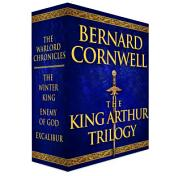 The King Arthur Trilogy: The Winter King, Enemy of God, Excalibur