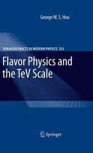Flavor Physics and the TeV Scale PDF
