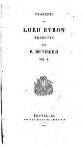 Tragedie di Lord Byron