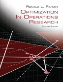 Optimization in Operations Research PDF