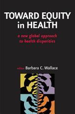 Toward Equity in Health PDF