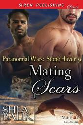 Mating Scars [Paranormal Wars: Stone Haven 9]