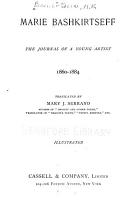 Marie Bashkirtseff PDF