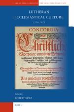 Lutheran Ecclesiastical Culture
