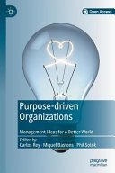 Purpose driven Organizations