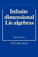 Infinite Dimensional Lie Algebras PDF