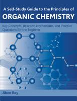 A Self study Guide to the Principles of Organic Chemistry PDF