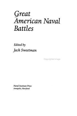 Great American Naval Battles PDF