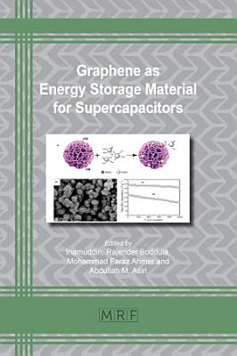 Graphene as Energy Storage Material for Supercapacitors