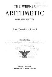 The Werner Arithmetic: Oral and Written, Volume 2