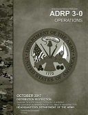 Army Doctrine Reference Publication Adrp 3 0 Operational October 2017 PDF