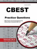 CBEST Practice Questions PDF