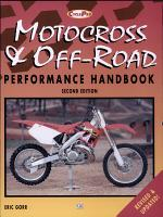 Motorcross and Off Road Motorcycle Performance Handbook PDF