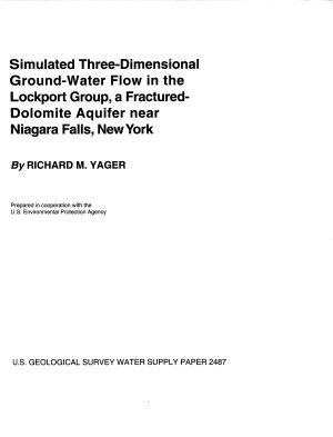 U.S. Geological Survey Water-supply Paper
