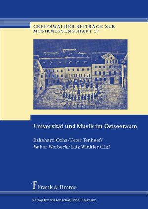 Universität und Musik im Ostseeraum