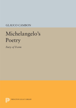 Michelangelo s Poetry