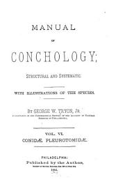 Manual of Conchology: Structural and Systematic. With Illustrations of the Species. First series, Volume 1; Volume 6