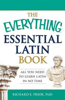 The Everything Essential Latin Book Book