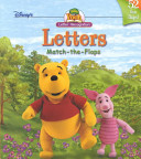 Book of Pooh  Upper and Lower Case Letters