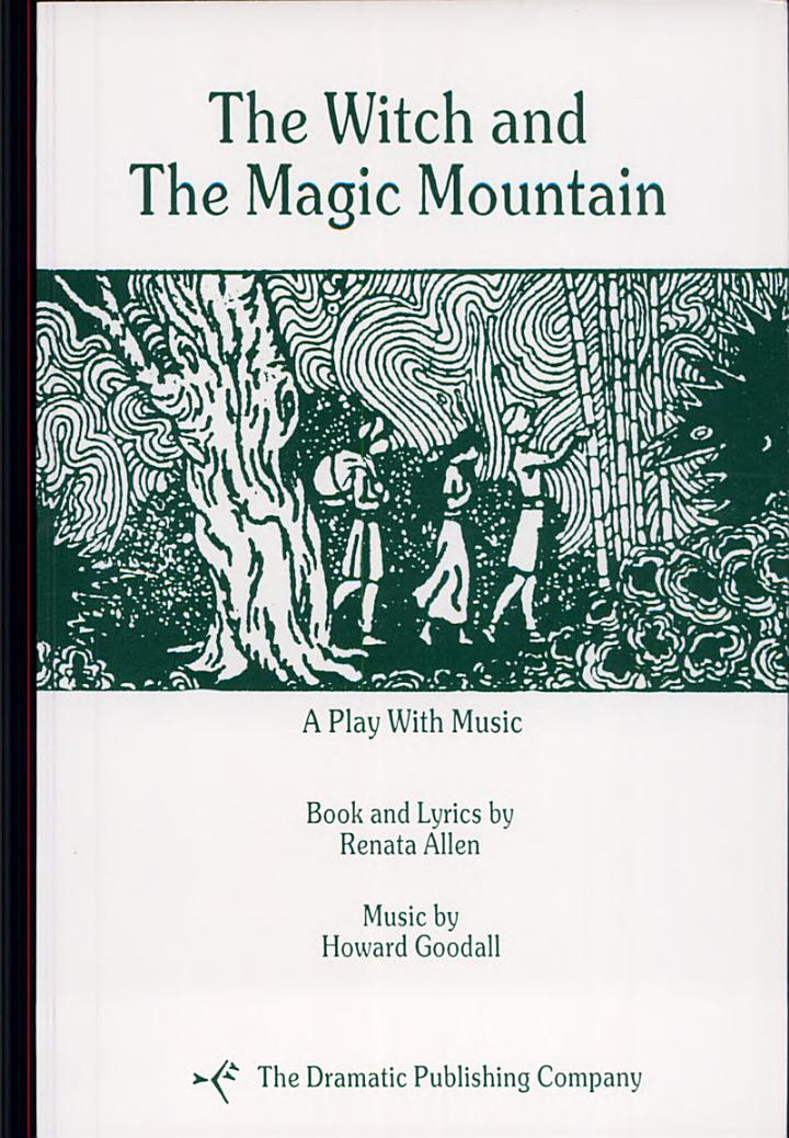 The Witch and the Magic Mountain