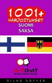 1001+ harjoitukset suomi - saksa