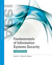 Fundamentals of Information Systems Security: Edition 3