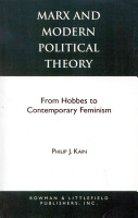 Marx and Modern Political Theory PDF