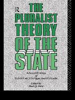 The Pluralist Theory of the State PDF