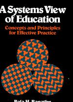 A Systems View of Education
