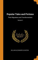 Download Popular Tales and Fictions Book