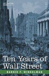 Ten Years of Wall Street PDF