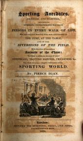 Sporting Anecdotes
