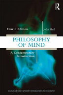 Philosophy of Mind PDF
