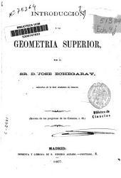 Introducción a la geometría superior