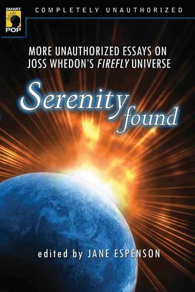 Download Serenity Found Book