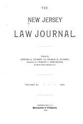 The New Jersey Law Journal: Volume 11